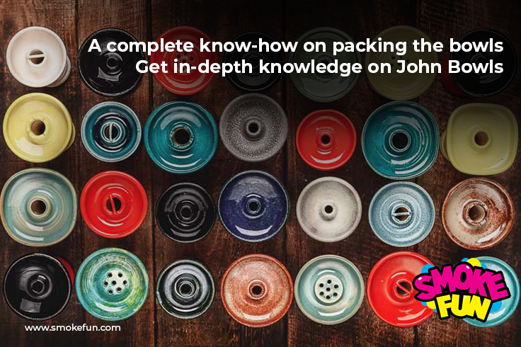 A complete know-how on packing the bowls