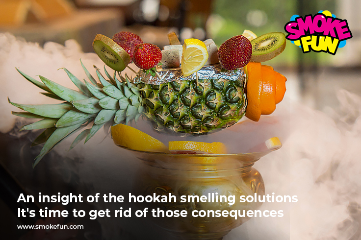 An insight of the hookah smelling solutions